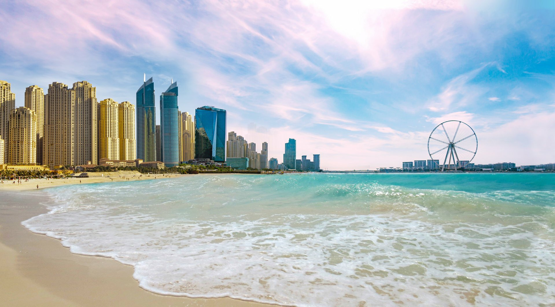 Apartment in Mina Jebel Ali, Dubai, United Arab Emirates 1