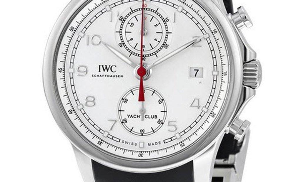 IWC Yacht Club Chronograph IW390502