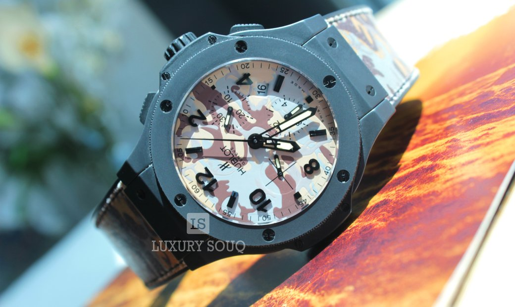 Hublot Big Bang 44 mm 	301.CI.8710.NR