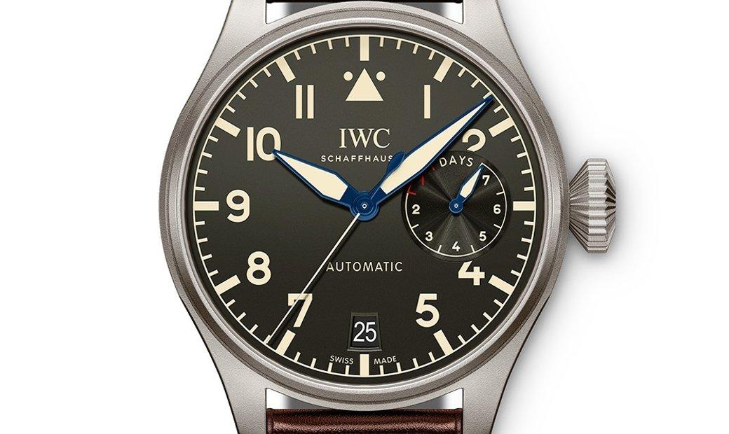 IWC Big Pilot Heritage IW501004