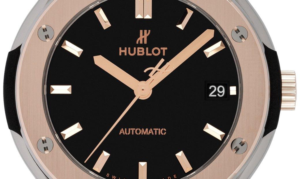 Hublot Classic Fusion 38mm 565.NO.1181.LR