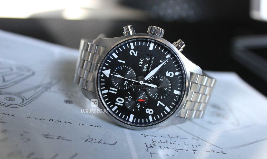 IWC Spitfire Chronograph IW377719