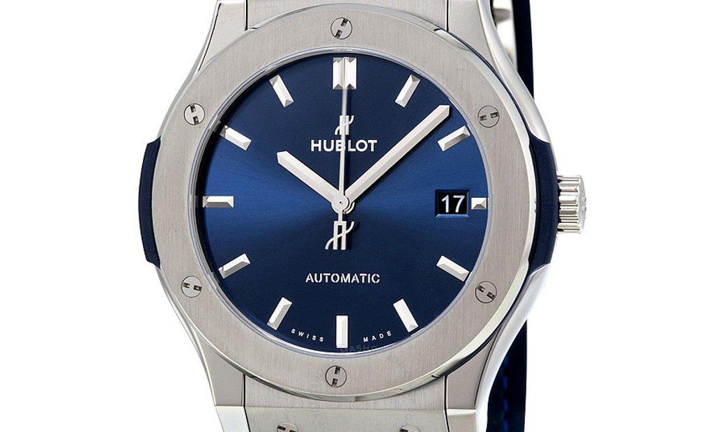 Hublot Classic Fusion Blue 511.NX.7170.LR