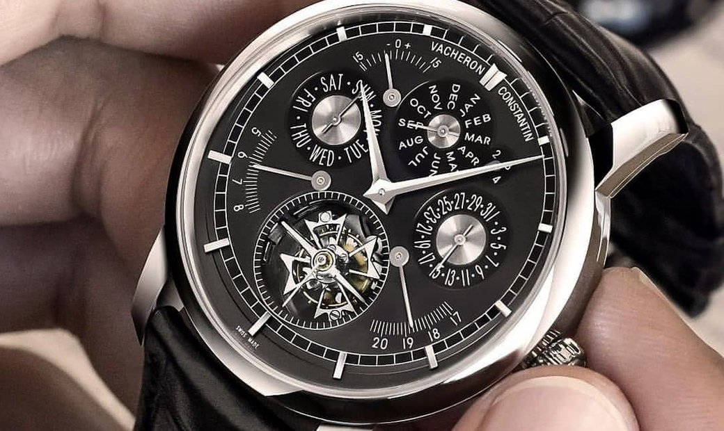 Vacheron Constantin 88172/000P-X0001 TRADITIONNELLE GRANDES COMPLICATIONS (Retail:HK$3,3890,000)
