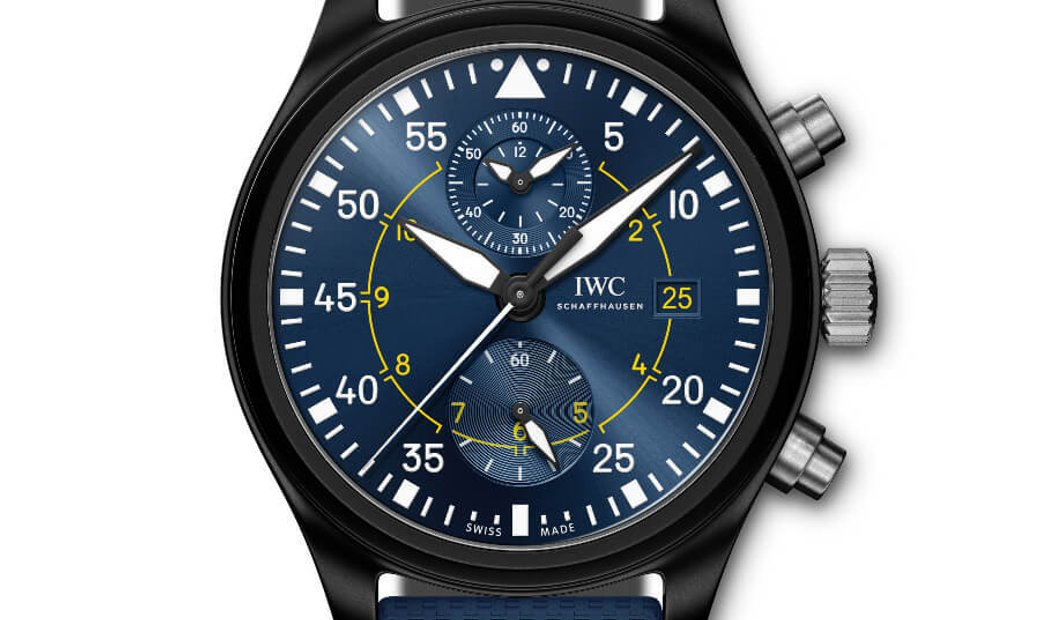 IWC Blue Angels Pilot's Watch Edition Chronograph IW389008