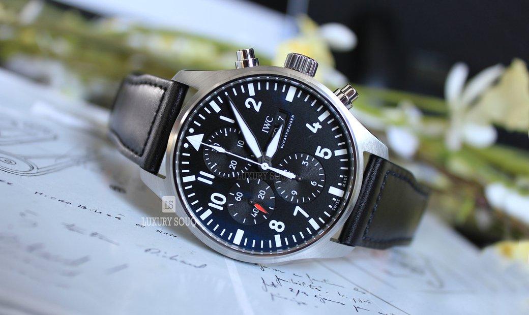 IWC Pilot ChronographIW377709