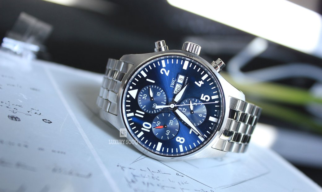 IWC Pilot Chronograph IW377717