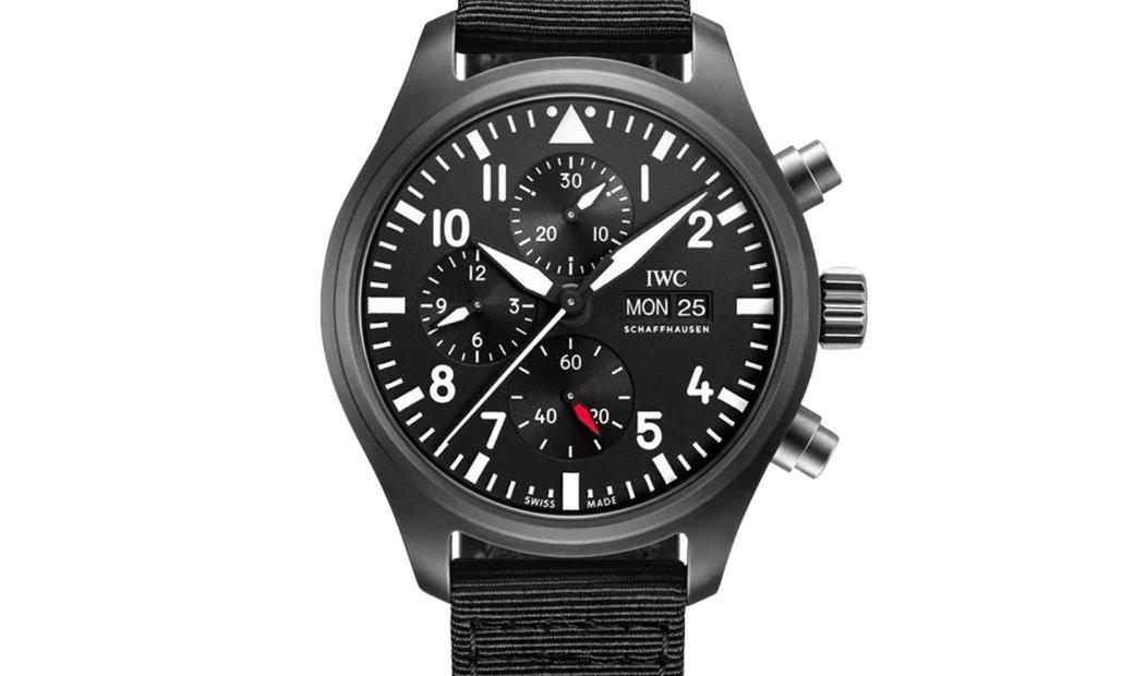 IWC Pilot Chronograph Top Gun IW389101