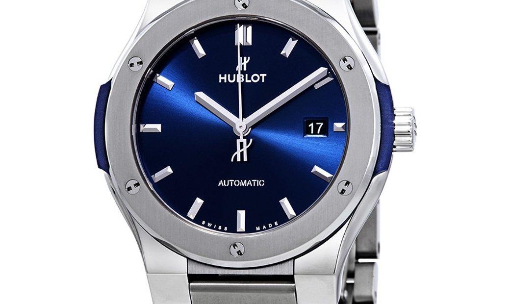 Hublot Classic Fusion Blue 548.NX.7170.NX