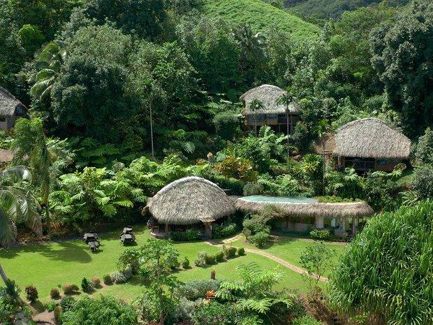Maison à Pirae, Îles du Vent, Polynésie française 1