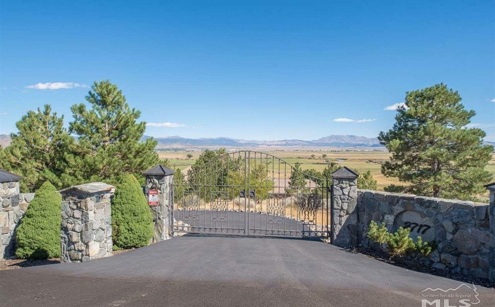 Unique Ranch Property In Genoa Nv United States For Sale 11122493