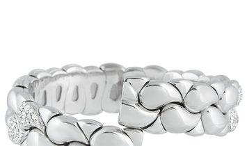 Chopard Chopard Casmir 18K White Gold 2.10 ct Diamond Bracelet