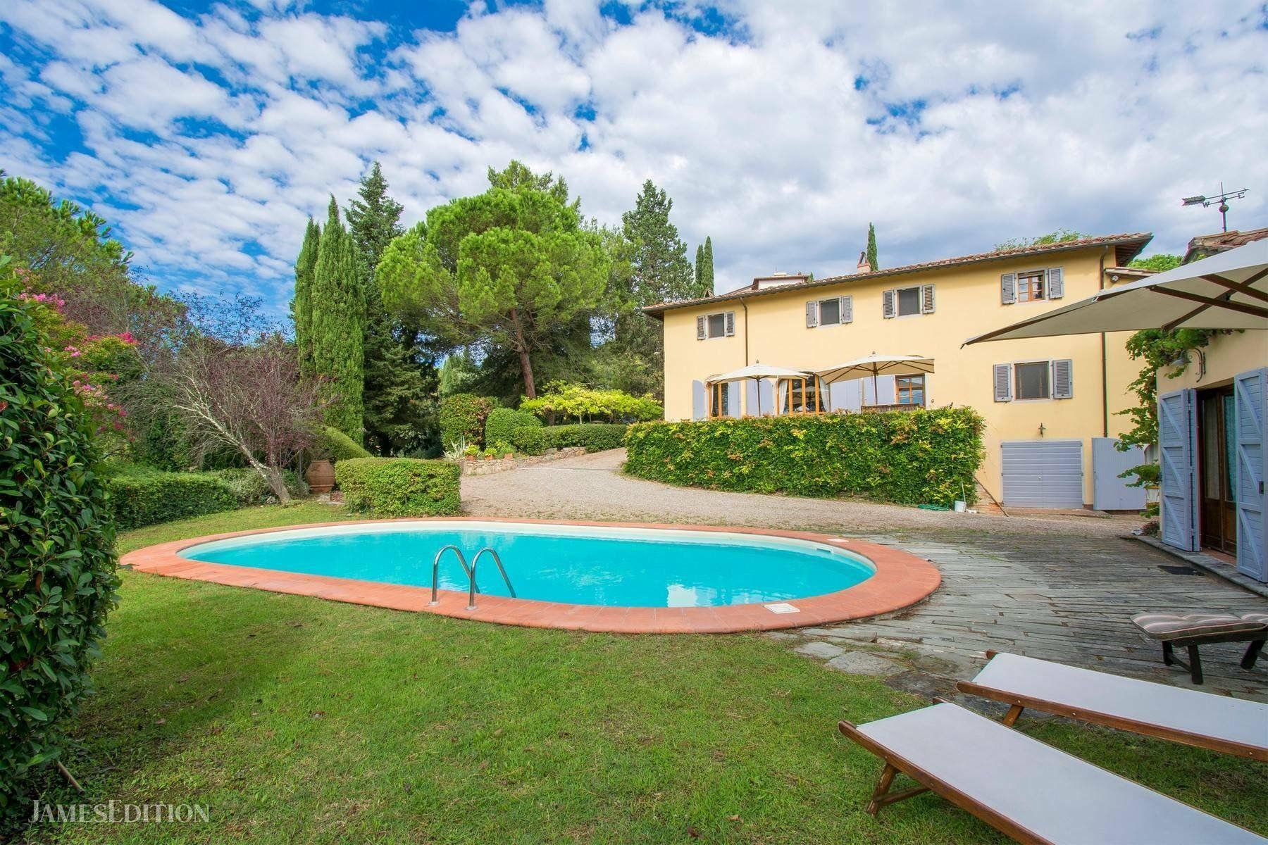 House in Montopoli, Tuscany, Italy 1