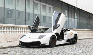 2010 Lamborghini Murciélago LP 670-4 SuperVeloce