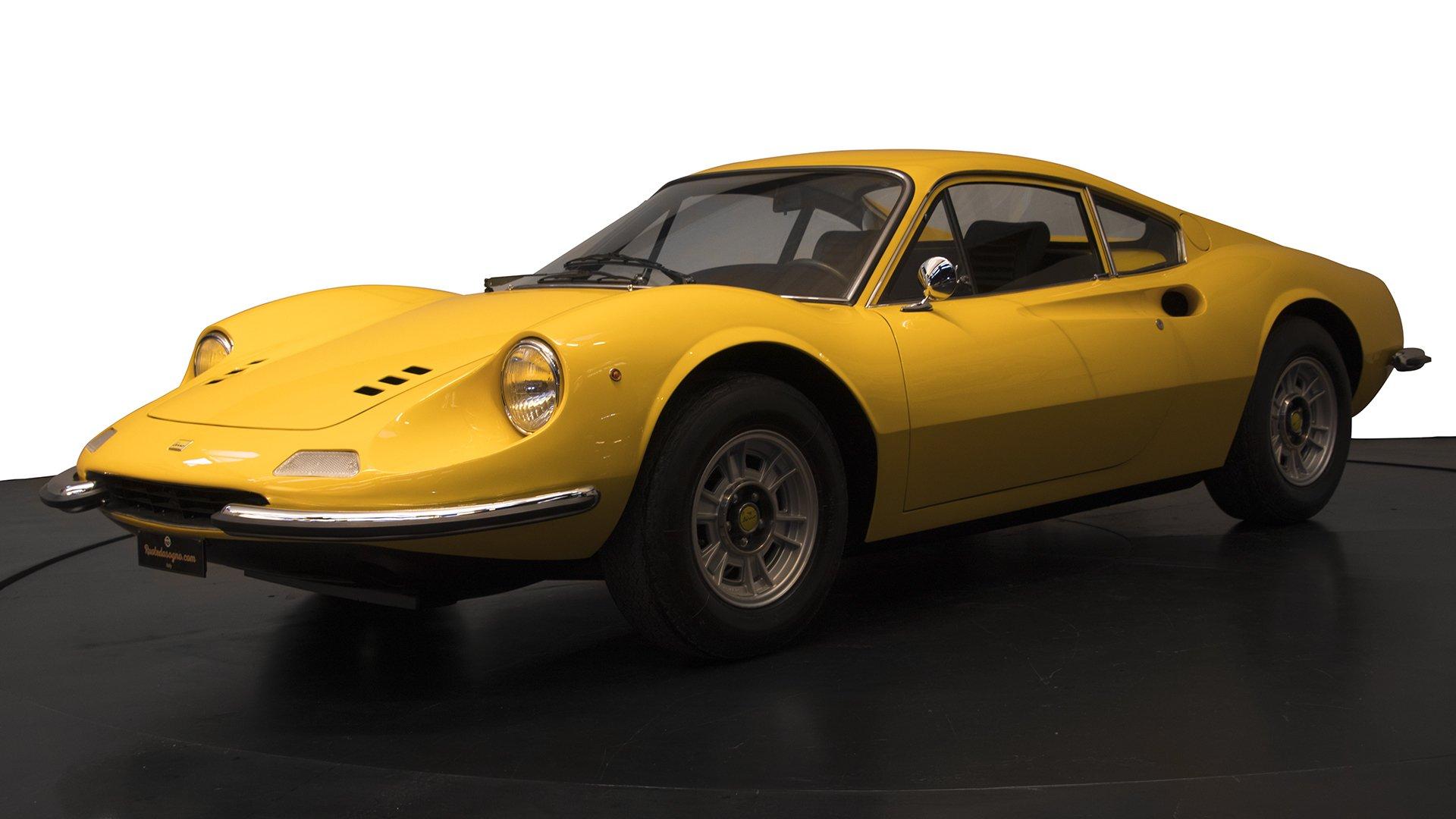 1972 Ferrari Dino In Reggio Nell Emilia Italy For Sale 11123044