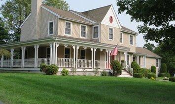 Maison à Yorktown Heights, État de New York, États-Unis 1