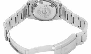 Rolex Air-King 114200, Arabic Numerals, 2016, Very Good, Case material Steel, Bracelet