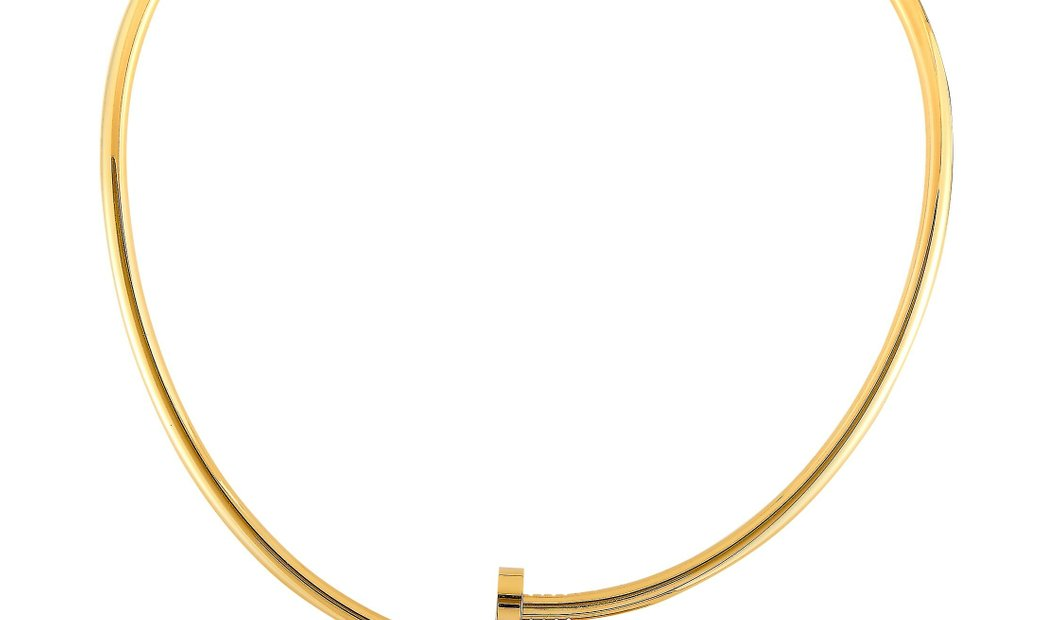 Cartier Cartier Juste un Clou 18K Yellow Gold Necklace