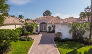 Casa en Wellington, Florida, Estados Unidos 1