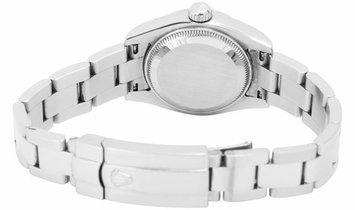 Rolex Lady-Datejust 179174, Baton, 2006, Good, Case material White Gold, Bracelet mater