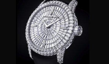 Vacheron Constantin [NEW] 81760/000G-9862 Traditionnelle High Jewellery Medium Model