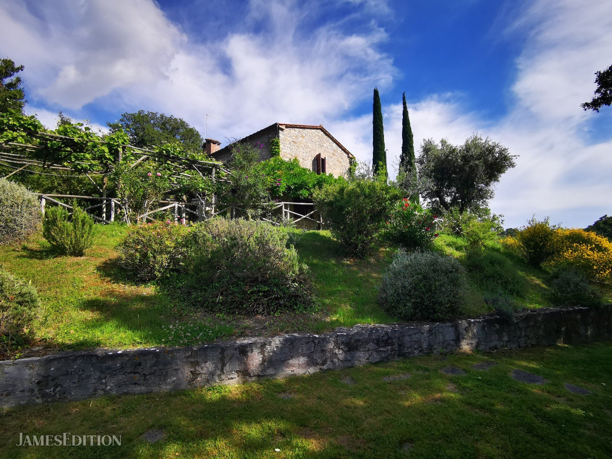 Country House in Scansano, Tuscany, Italy 1