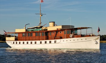FREEDOM 104' (31.70m) TRUMPY 1926/2009 FRACTIONAL OWNERSHIP OPPORTUNITY