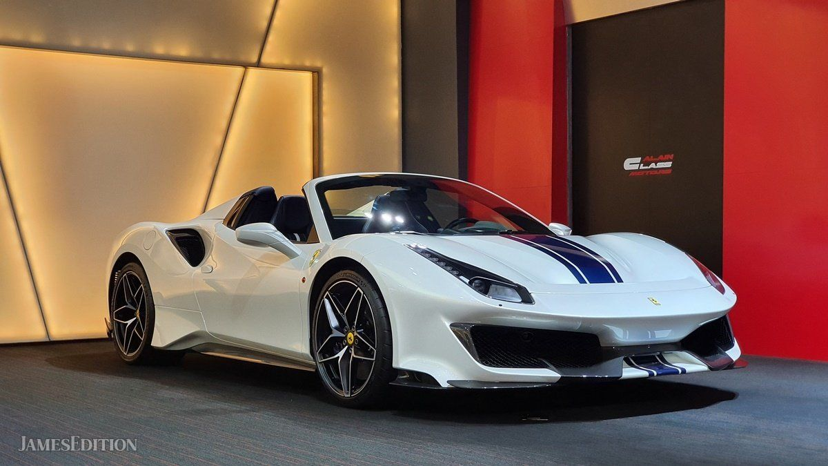 2020 Ferrari 488 Pista Spider In Dubai United Arab Emirates For Sale 11125183