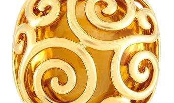 Adler Adler 18K Yellow Gold Citrine Ring