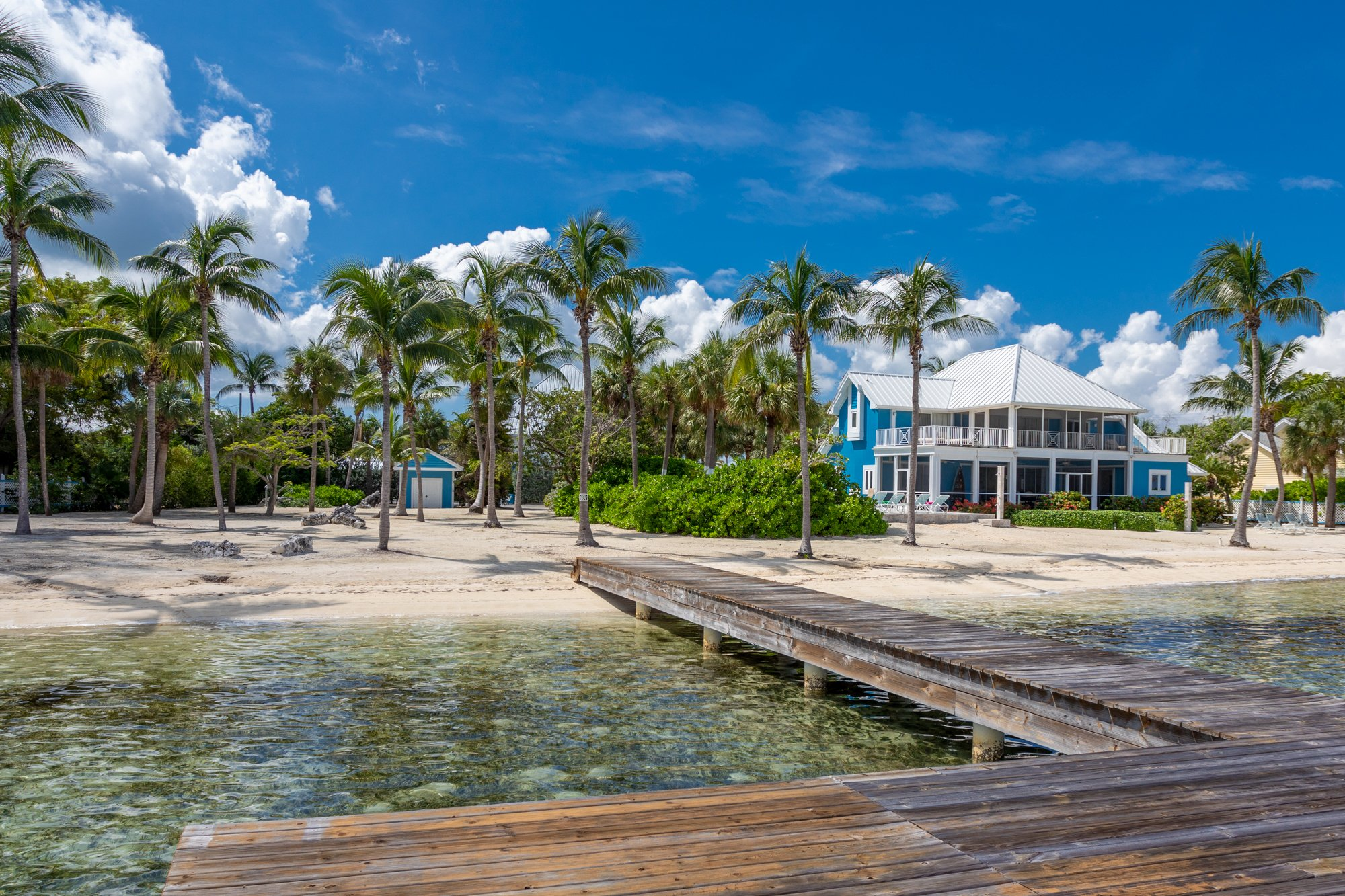 House in Rum Point, North Side, Cayman Islands 1