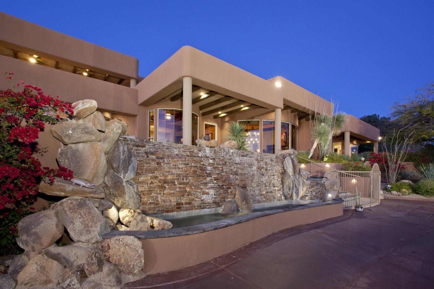 House in Carefree, Arizona, United States 1