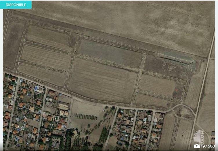 Land in Castile-La Mancha, Spain 1