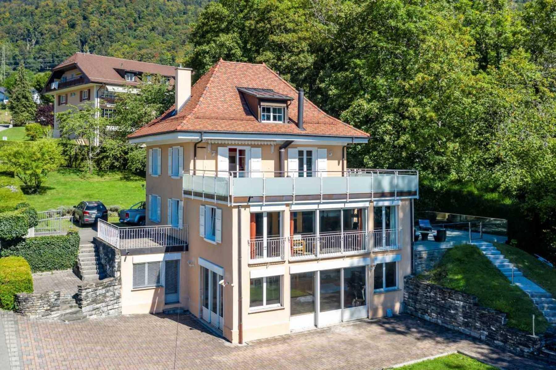 House in Saint-Légier-La Chiésaz, Vaud, Switzerland 1 - 11125598