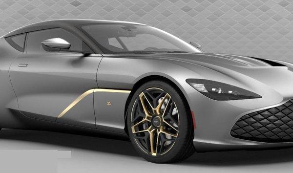 2020 Aston Martin Dbs Gt Zagato For Sale Jamesedition