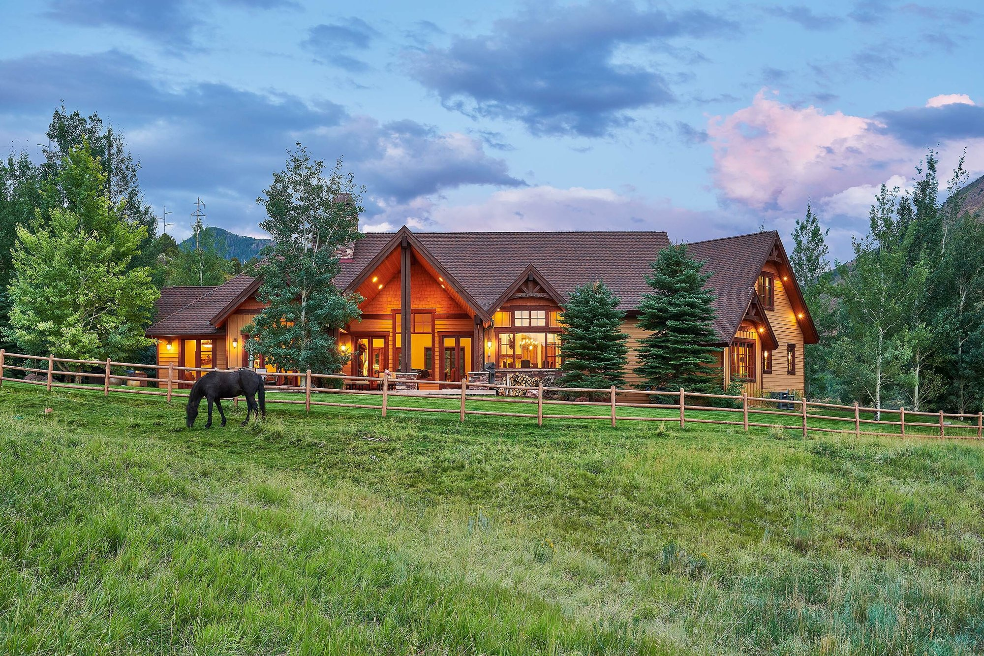 Farm Ranch in Snowmass Village, Colorado, United States 1