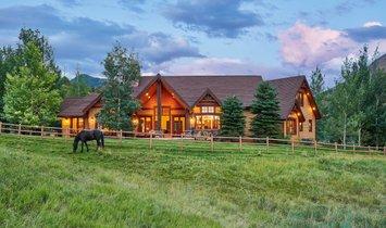 Farm Ranch in Snowmass Village, Colorado, United States 1