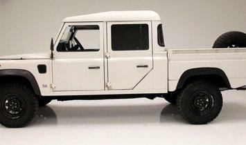 1993 Land Rover Defender 130 Pickup