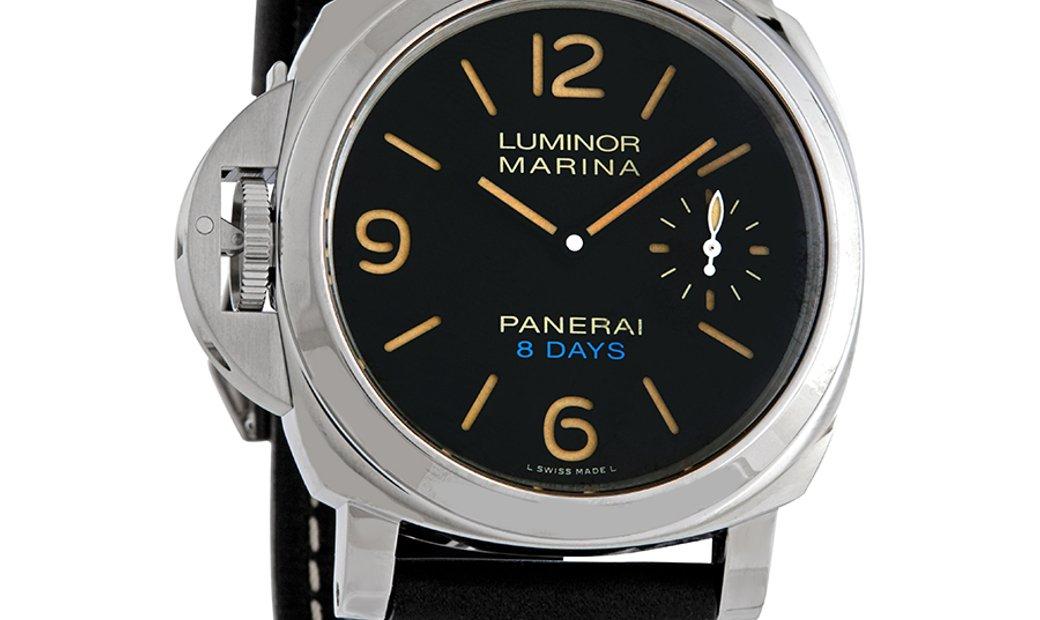 Panerai 8 Days Luminor Marina Pam00796