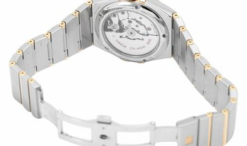 Omega Constellation 123.20.38.21.08.002, Baton, 2020, Very Good, Case material Steel, B