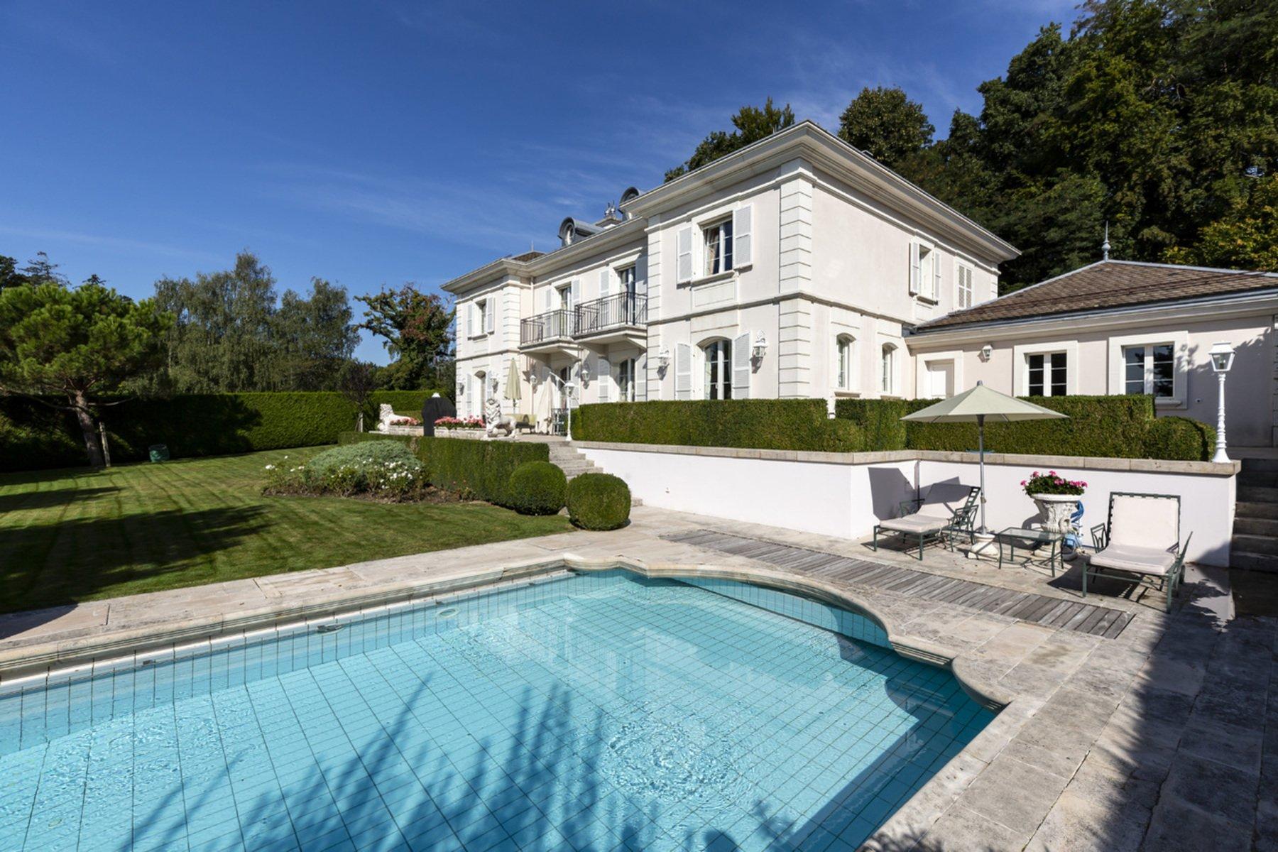 House in Lausanne, Vaud, Switzerland 1