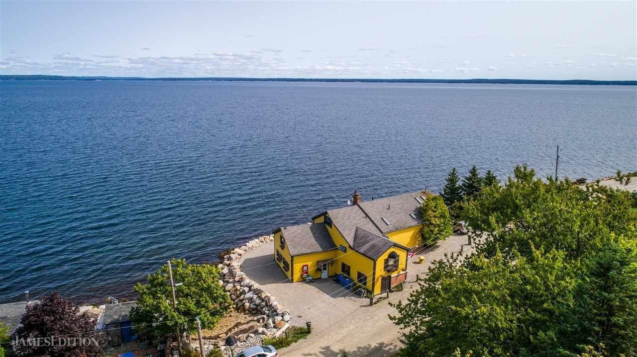 House in Chester, Nova Scotia, Canada 1