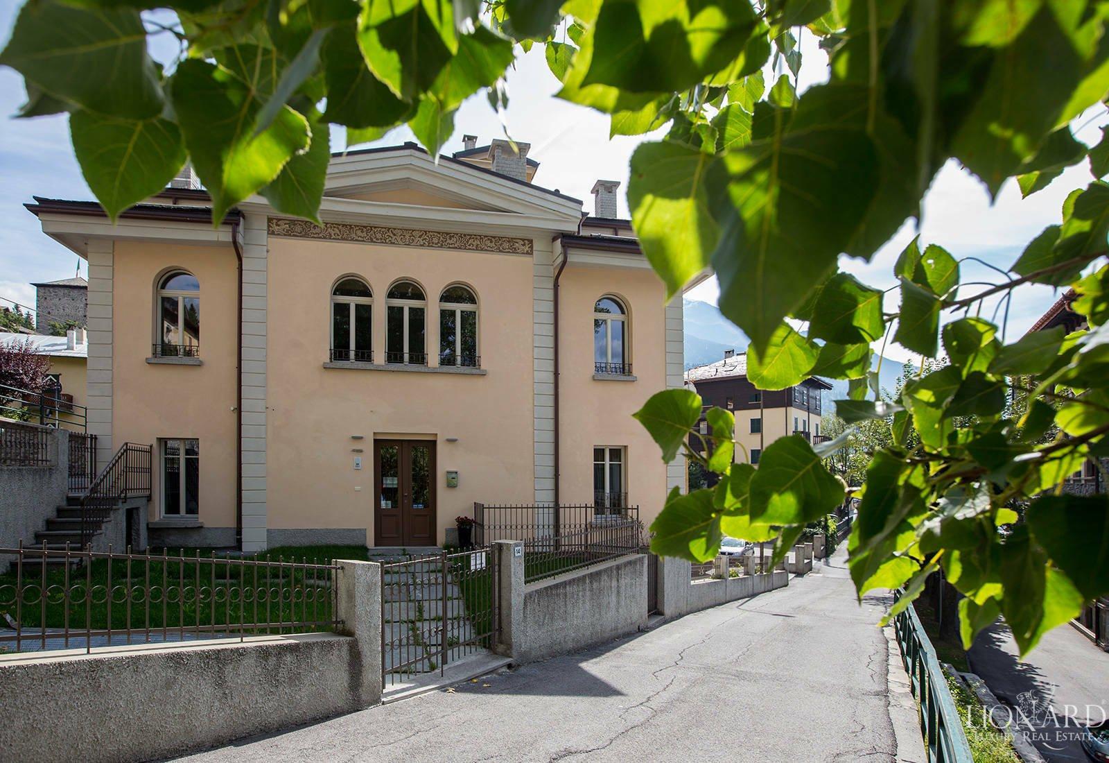 Villa in Bormio, Lombardy, Italy 1