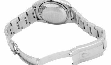 Rolex Oyster Perpetual Date 115200, Baton, 2011, Good, Case material Steel, Bracelet ma