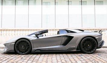 2018 Lamborghini Aventador