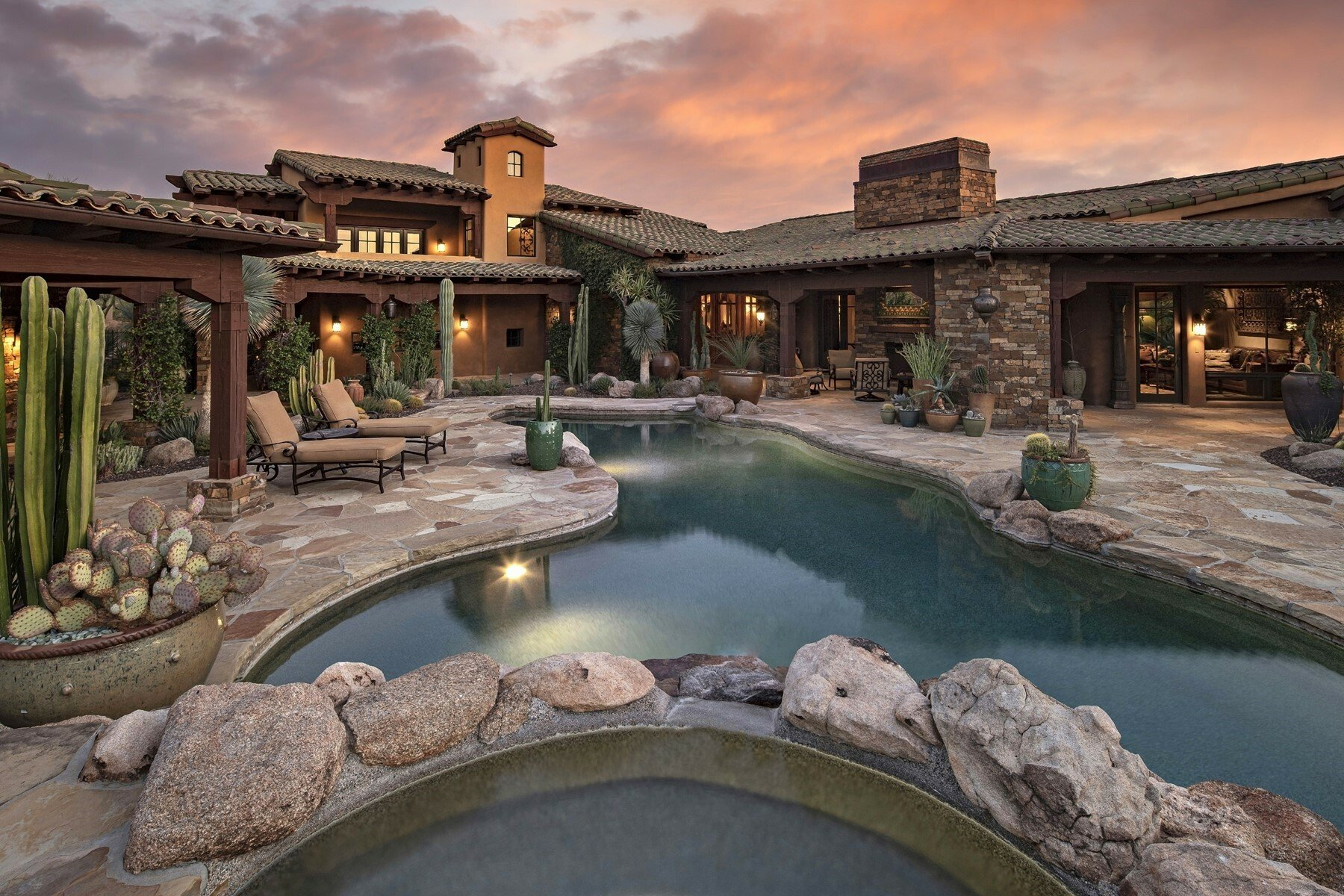 House in Scottsdale, Arizona, United States 1