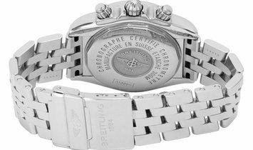 Breitling Chronomat Evolution A13356, Baton, 2009, Good, Case material Steel, Bracelet