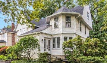 Maison à Cliffside Park, New Jersey, États-Unis 1