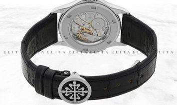 Patek Philippe Complications Calatrava  Travel Time 5134G-001 White Gold White Dial
