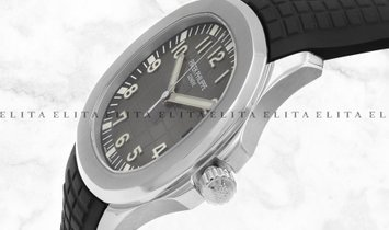 Patek Philippe Aquanaut 5167A-001 Stainless Steel Black Dial