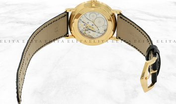 Patek Philippe Calatrava 5119J-001 Yellow Gold White Dial
